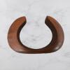 catherine noll wood bracelet