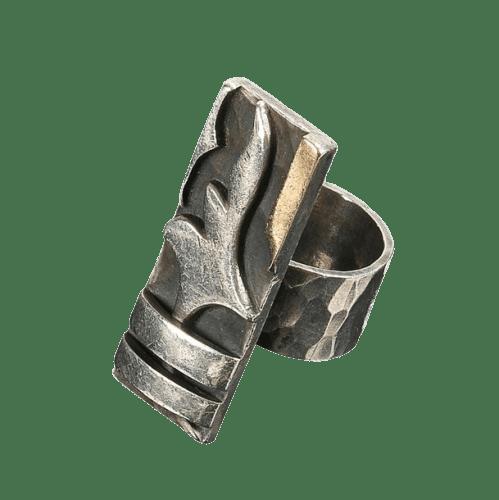 Jean Després Modernist Ring