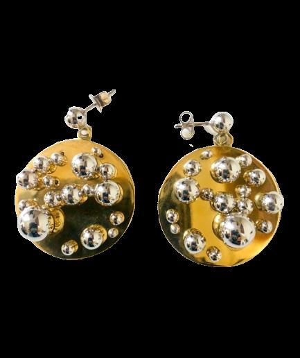 POl Bury earrings