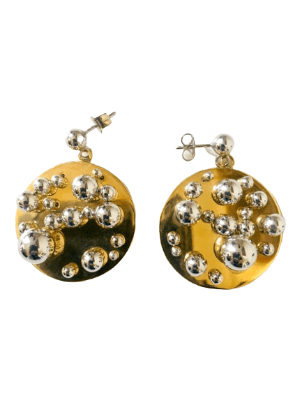 POl Bury earrings