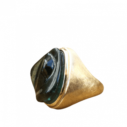 Burle Marx Tourmaline ring