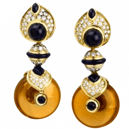 Marina B earrings